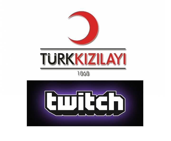 Türk Kızılayı bugün Twitch yayınlarına başlıyor