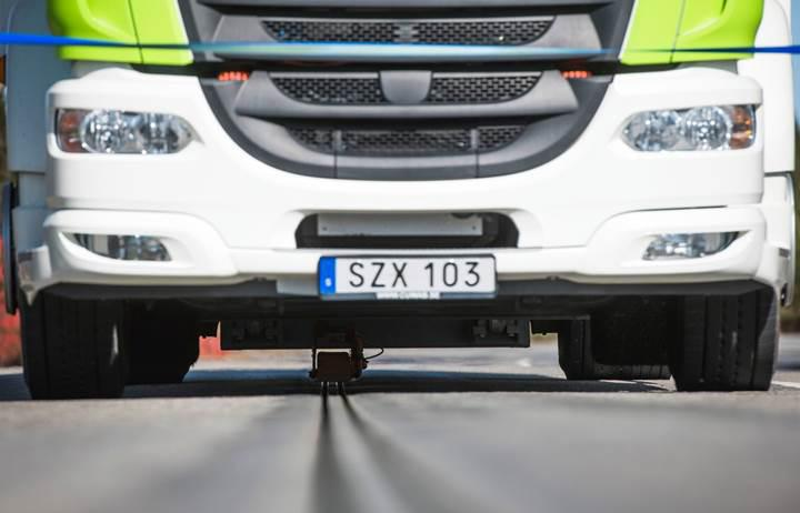 İsveç'te araçları elektrikli yollar şarj edecek