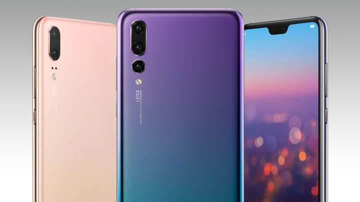 Huawei P20 serisi için satış hedefi 20 milyon