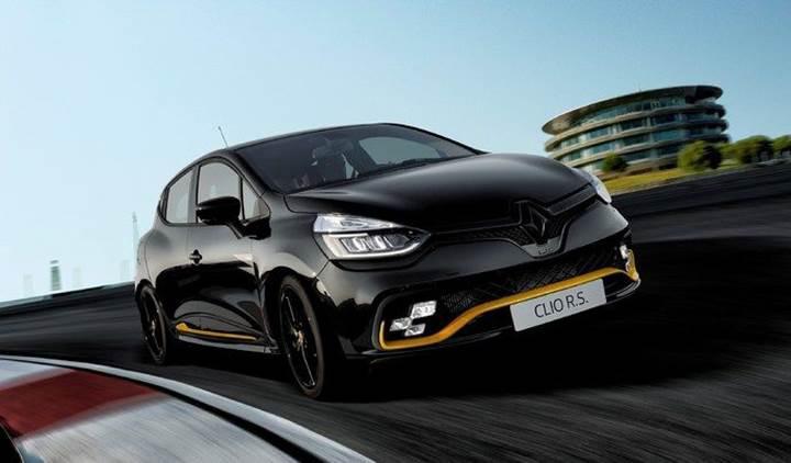 Yeni Renault Clio RS, Megane RS'in 1.8 litre motorunu kullanabilir