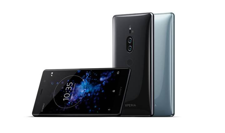 Sony Xperia XZ2 Premium tanıtıldı! Xperia XZ2 Premium özellikleri: