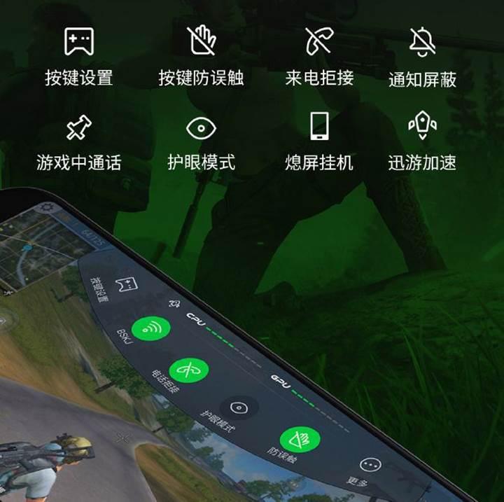 Xiaomi Black Shark tanıtıldı: Snapdragon 845, 8 GB RAM, 4000 mAh batarya ve sıvı soğutma sistemi