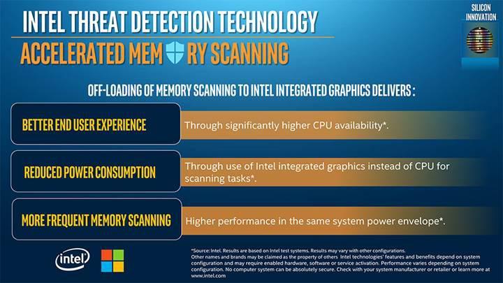 Intel'den önemli hamle: Virüslerle mücadele grafik birimlerine kaydırılacak