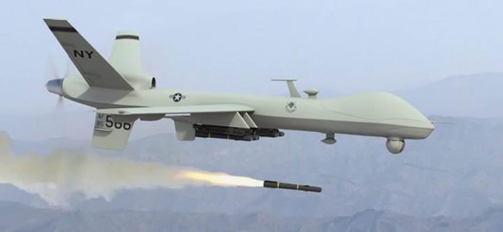 ABD'nin ürettiği yapay zekalı SİHA'lar kimi öldüreceğine karar verebilecek