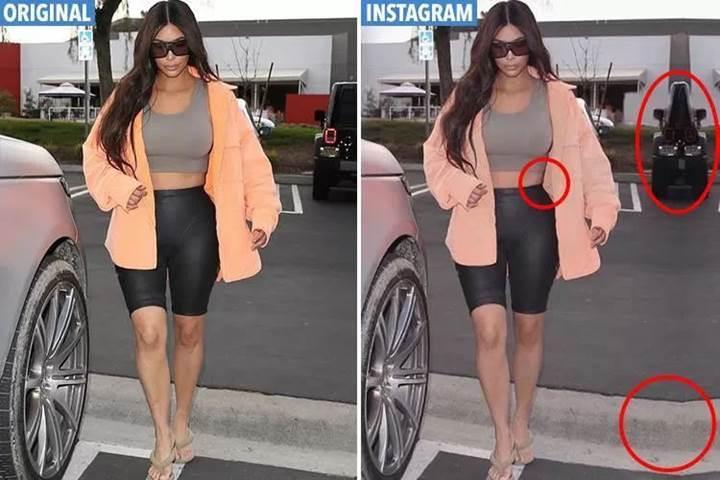 Kim Kardashian 200 bin dolar maaşla, fotoğraflarını Photoshop'layacak uzman arıyor