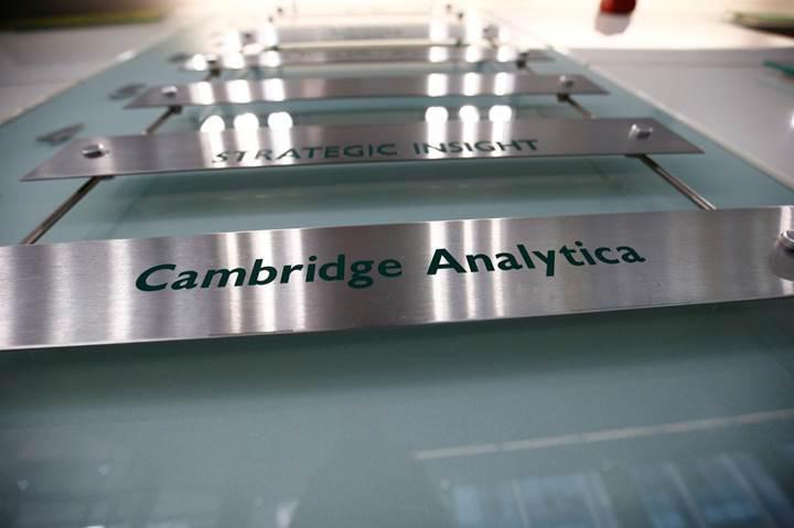 Cambridge Analytica'nın kendi kripto para birimini geliştirdiği belirlendi