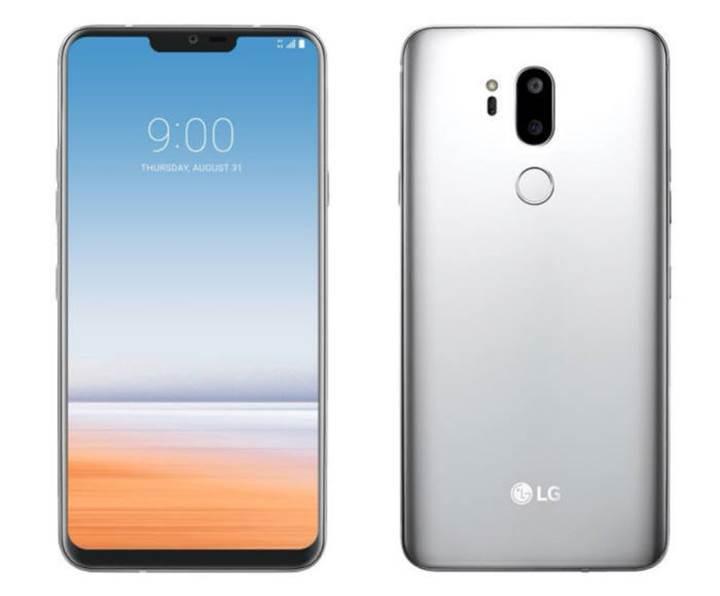 LG G7 ThinQ'ya bir de böyle bakın