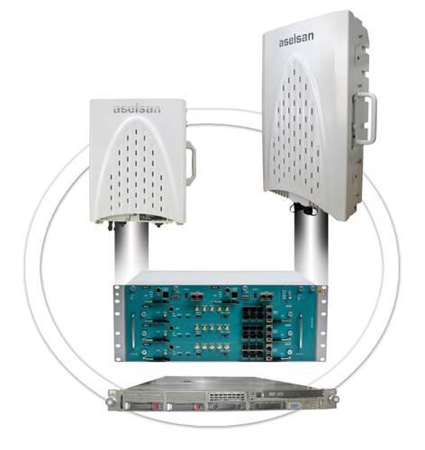 ASELSAN tarafından geliştirilen 4G baz istasyonu ULAK'ın ilk teslimatı yapıldı
