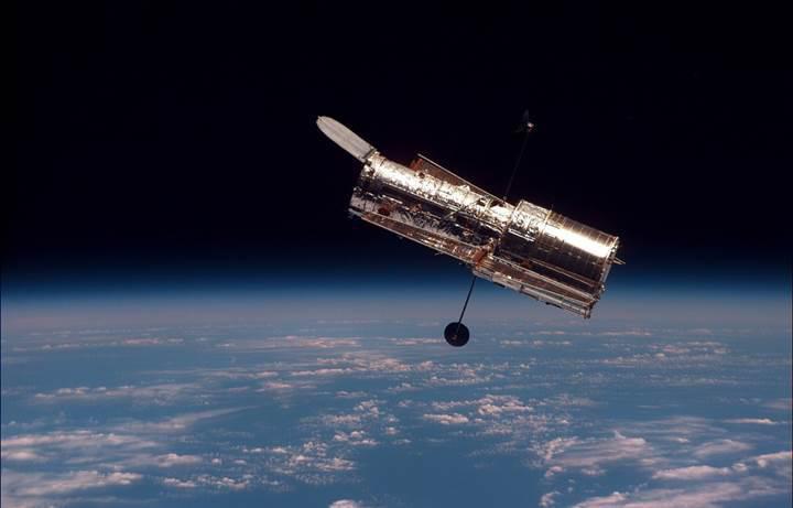 28. yaş gününü kutlayan Hubble'dan göz kamaştırıcı fotoğraf