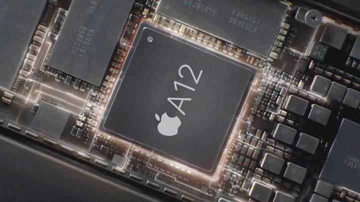 Apple'ın A12 yonga seti %20 daha hızlı ve %40 daha verimli olabilir