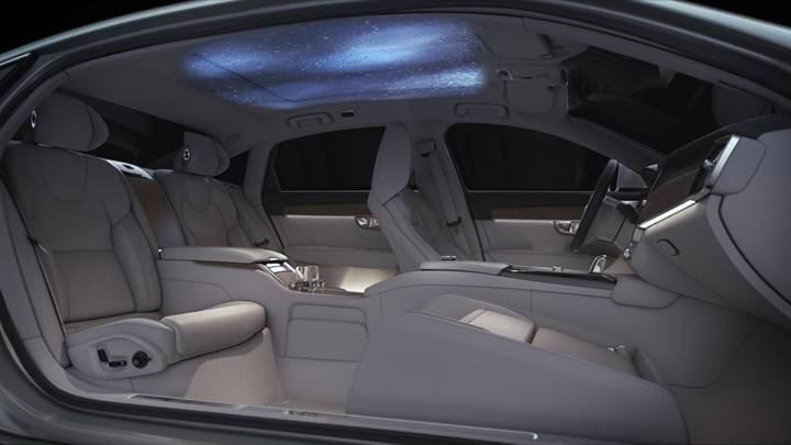 Volvo S90 Ambience Concept: Dünyanın ilk duyusal deneyim sunan otomobili