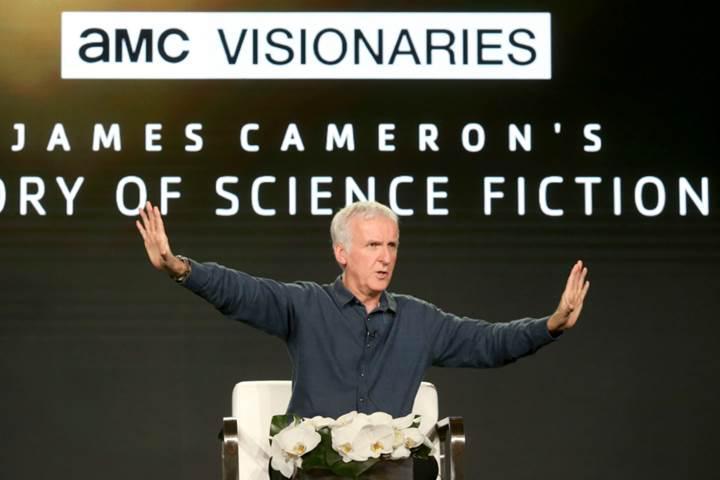James Cameron'dan Avengers filmlerine tepki