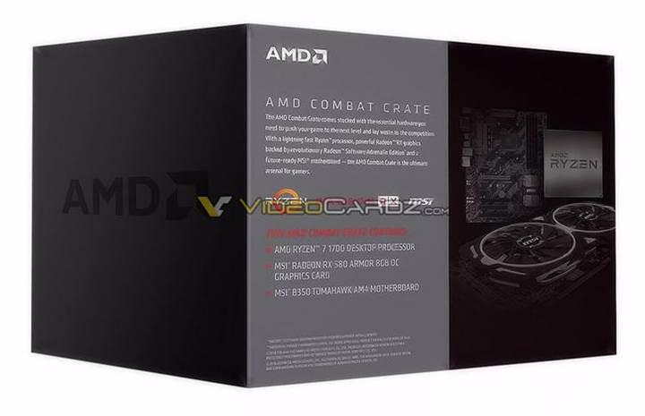 MSI ve AMD'den ilginç bir oyuncu sistemi