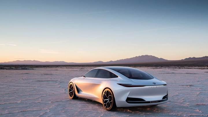 Infiniti, elektrikli araç platformu geliştiriyor