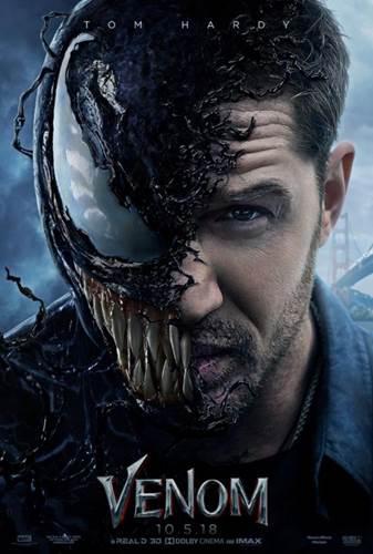 Venom filminden ilk uzun fragman yayınlandı