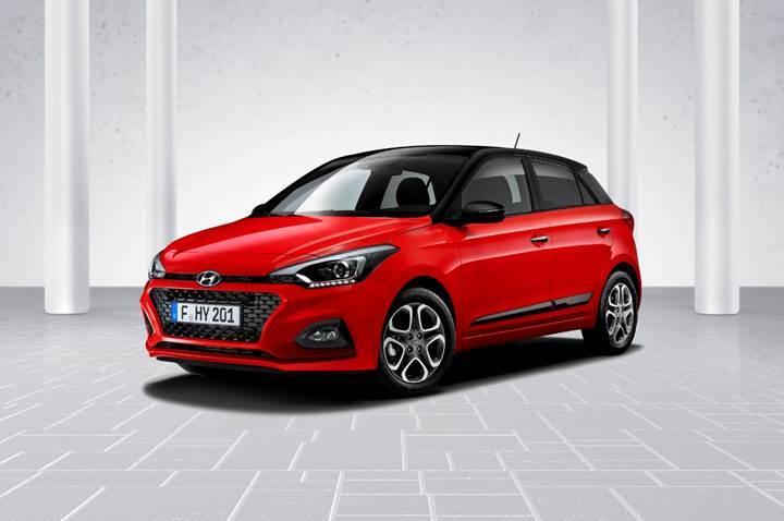 2018 Hyundai i20, yeni tasarımı ve teknolojileriyle tanıtıldı