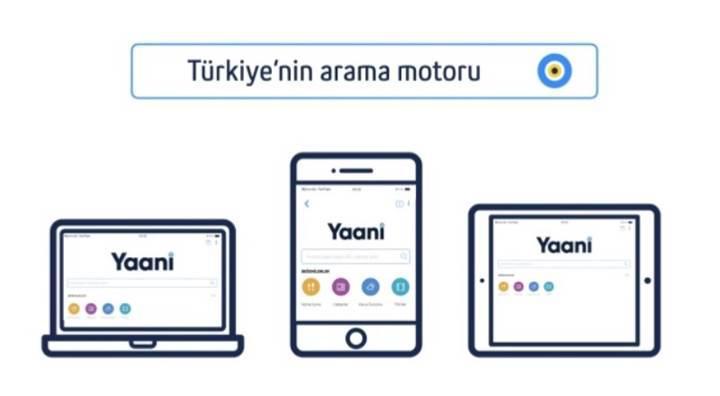 Turkcell'in arama motoru Yaani'nin web sürümü kullanıma açıldı