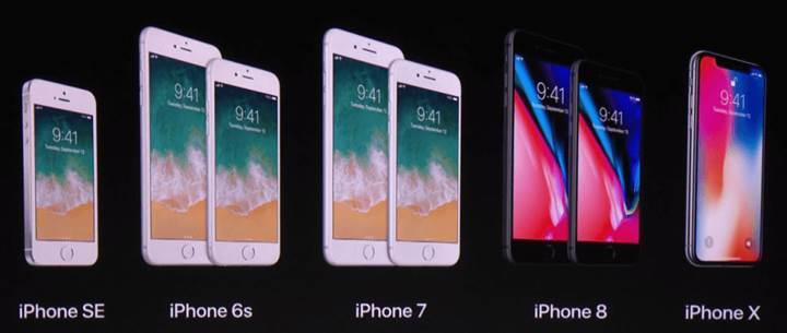 Apple, iPhone modellerinin ismini basitleştirmeyi planlıyor
