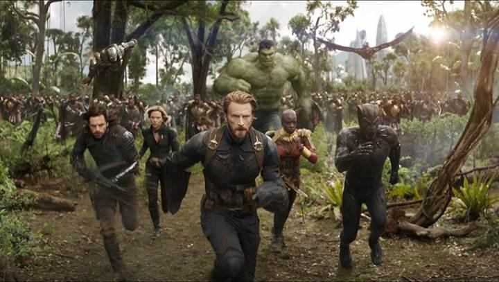 Avengers: Infinity War hakkında ilk yorumlar paylaşıldı