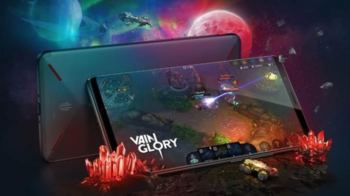 Oyuncu telefonu Nubia Red Magic, 37 saniyede 10 bin adet sattı