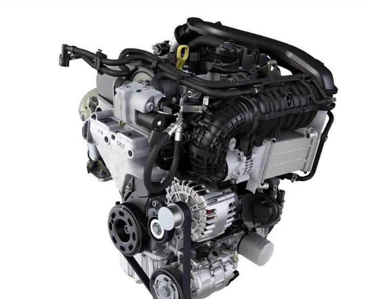 Volkswagen, yeni 2.0 TDI dizel hibrit motorunu tanıttı