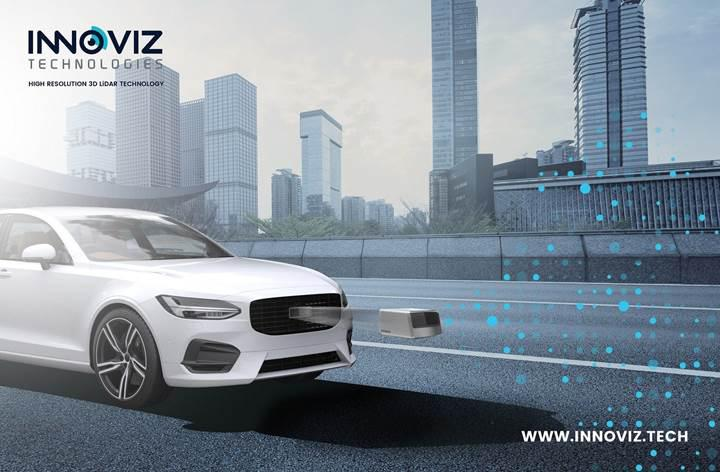 BMW, sürücüsüz araçları için Innoviz'in LİDAR sensörünü kullanacak