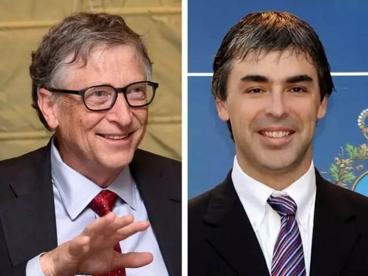 Bill Gates ve Larry Page'ten evrensel grip aşısına 12 milyon dolar bağış