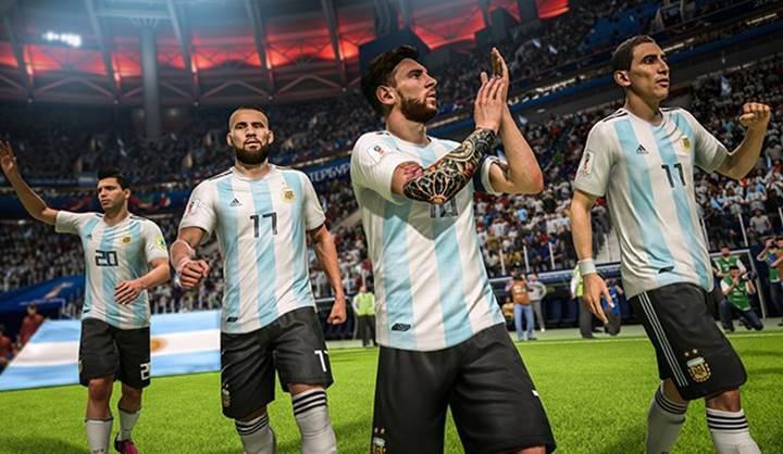 FIFA 18'e Dünya Kupası geliyor!