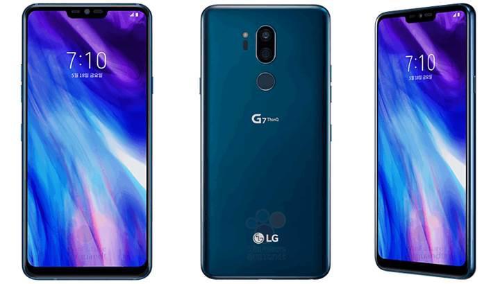 LG G7 ThinQ'in merak edilecek yanı kalmadı: İşte basın görselleri ve fiyatı