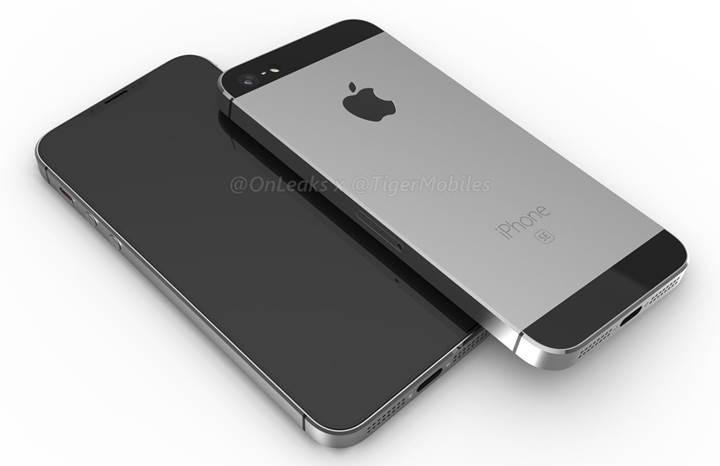 iPhone SE 2'nin tasarımını gösteren 3D CAD görselleri yayınlandı