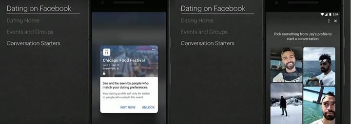 Tinder'a dev rakip: Facebook çöpçatanlık hizmetine başlıyor
