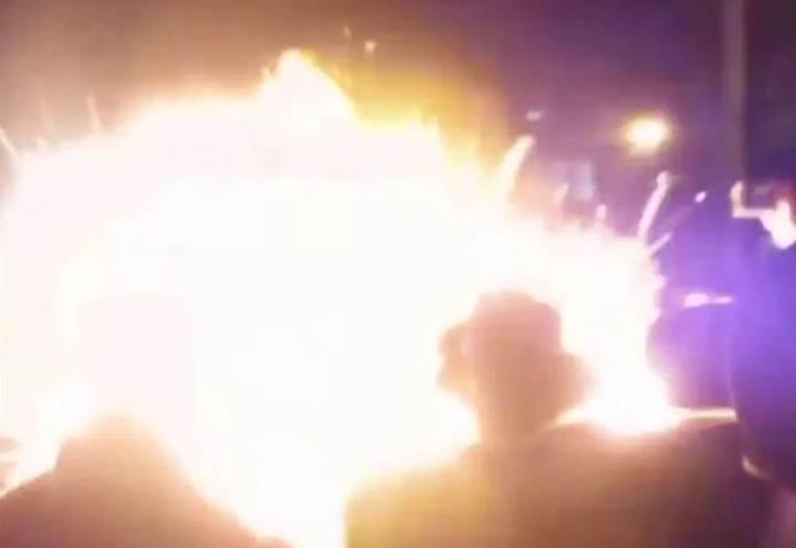 Londra'daki patlamaya cep telefonları neden oldu