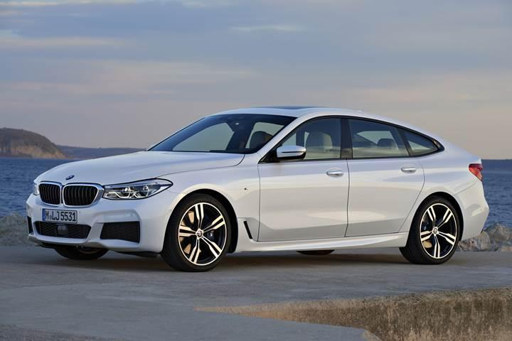 BMW 6 Serisi Gran Turismo, 620d ile yeni dizel motora kavuştu