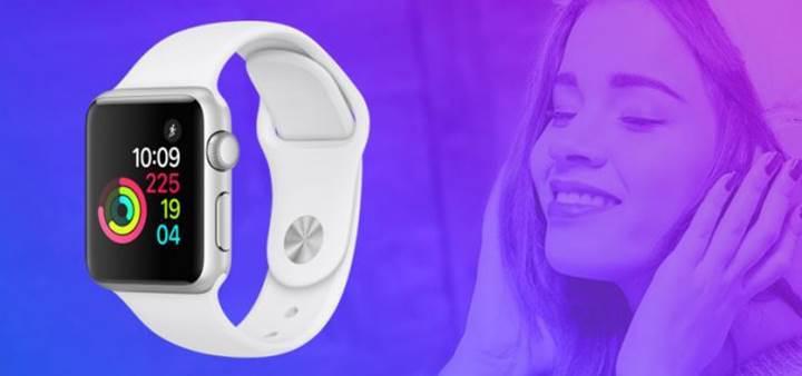 Apple Watch'a Türk Telekom Muud Geldi