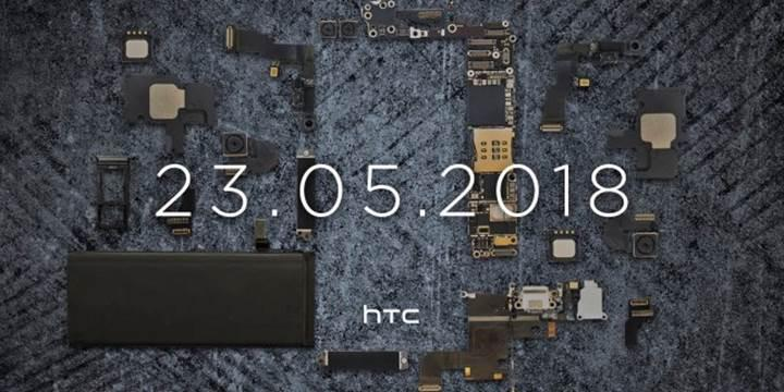 HTC U12+ 23 Mayıs'ta tanıtılacak: İşte tüm bilinenler
