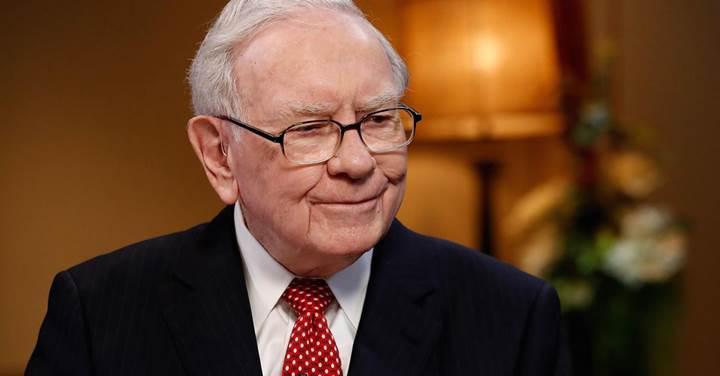 Ünlü yatırımcı Warren Buffet, 13.3 milyar dolarlık Apple hissesi aldı