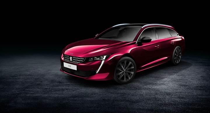 Yeni Peugeot 508 Wagon, Paris'teki fuarda ortaya çıkabilir