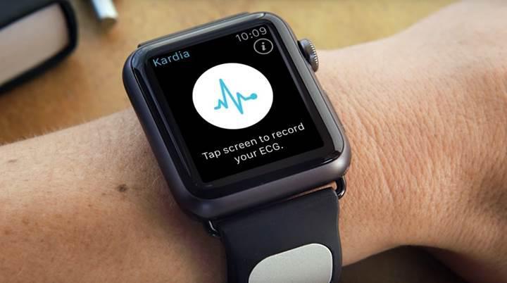 Apple Watch bir kişinin daha hayatını kurtardı