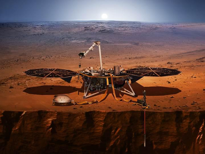 NASA, WALL-E ve Eva'yı Mars'a