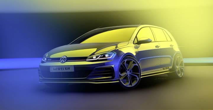 Volkswagen Golf GTI TCR, serinin en hızlısı olacak