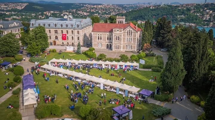 Startup Carnival 6 Mayıs'ta Boğaziçi Üniversitesi Güney Kampüs'te