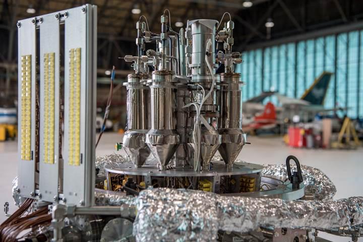 Amerika, Mars'a nükleer enerji santrali götürüyor 'Kilopower'