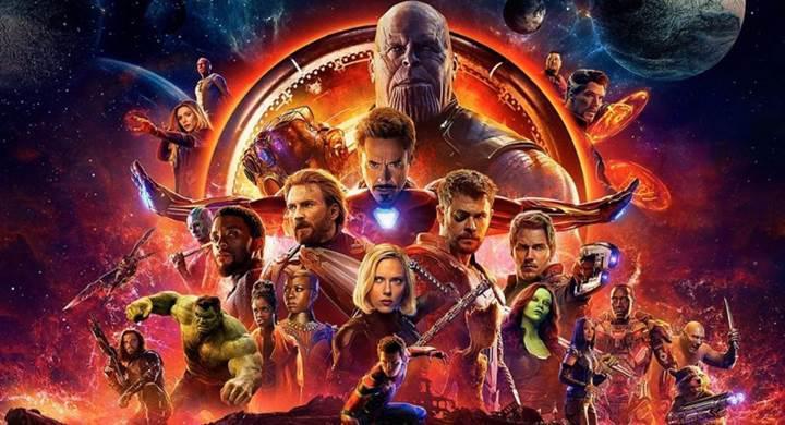 Avengers: Infinity War, 1 milyar dolara rekor sürede ulaşacak