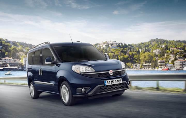 Fiat Doblo ailesi yeni benzinli motorla büyüdü