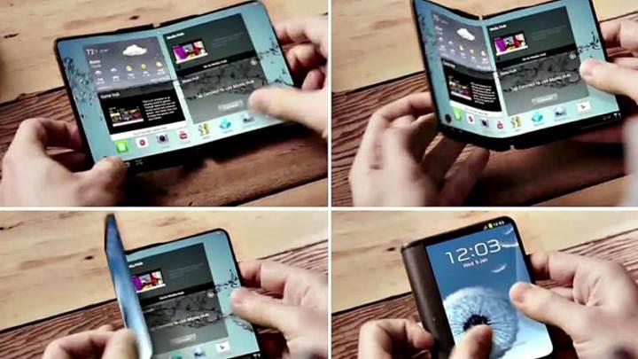 Katlanabilir akıllı telefon Samsung Galaxy X, MWC 2019'da tanıtılabilir