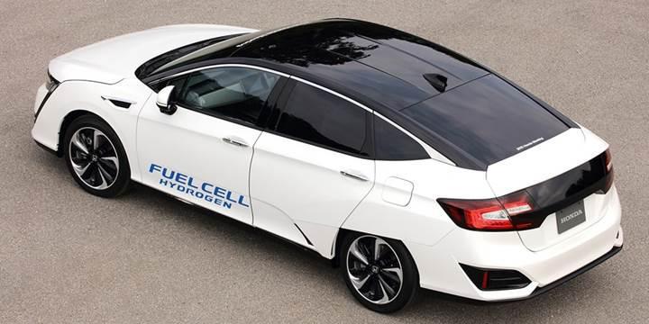 Hidrojen yakıtlı araçlar için olumlu gelişme