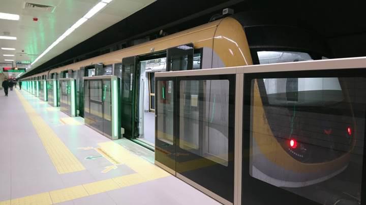 İstanbul'un yeni sürücüsüz metro hattı duyuruldu