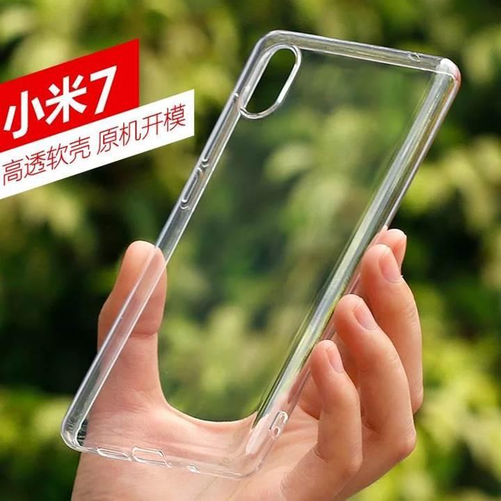 Xiaomi Mi 7'nin kılıfları ortaya çıktı