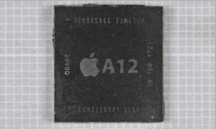 Apple A12 işlemcisinin Geekbench skorları ortaya çıktı