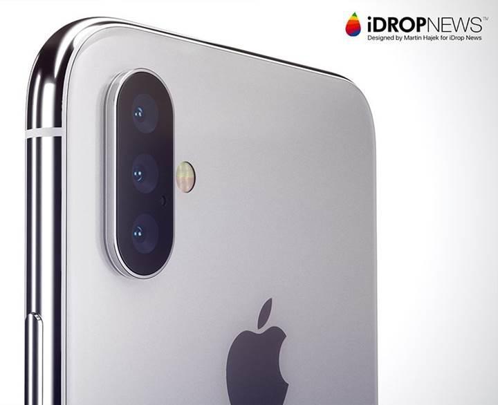 Üç kameralı iPhone'lar hakkında ilk bilgiler gelmeye başladı